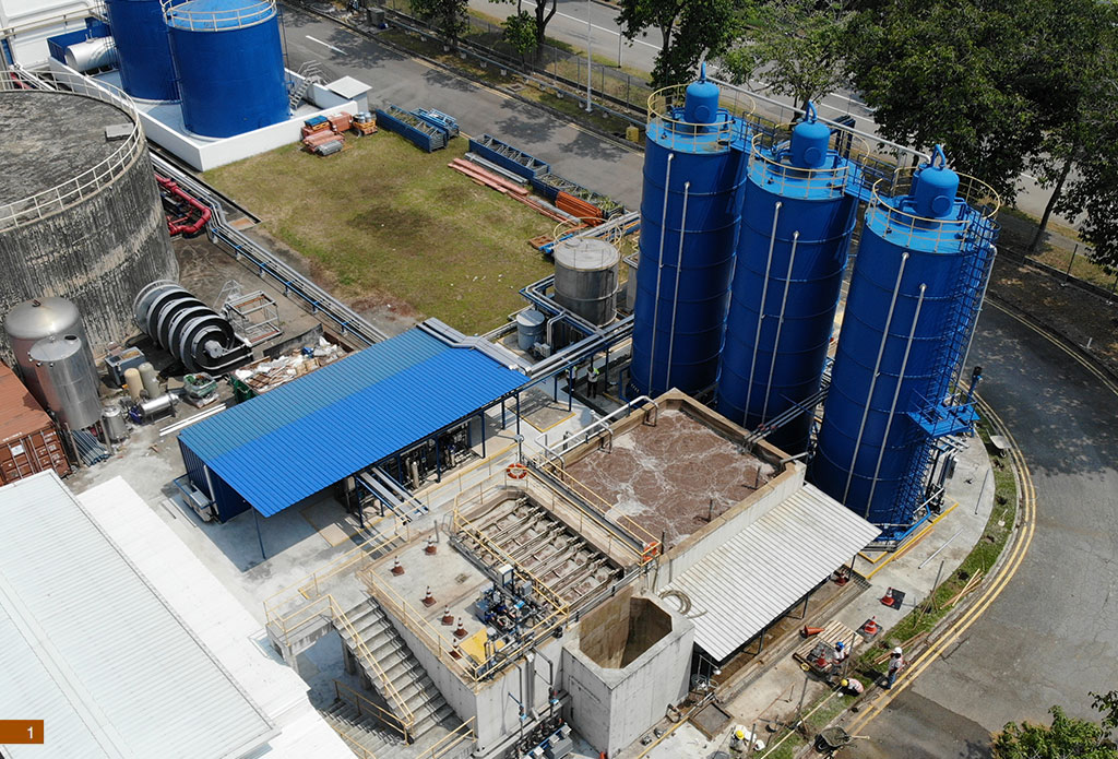 Water & Wastewater Asia: Brewing A Better Singapore