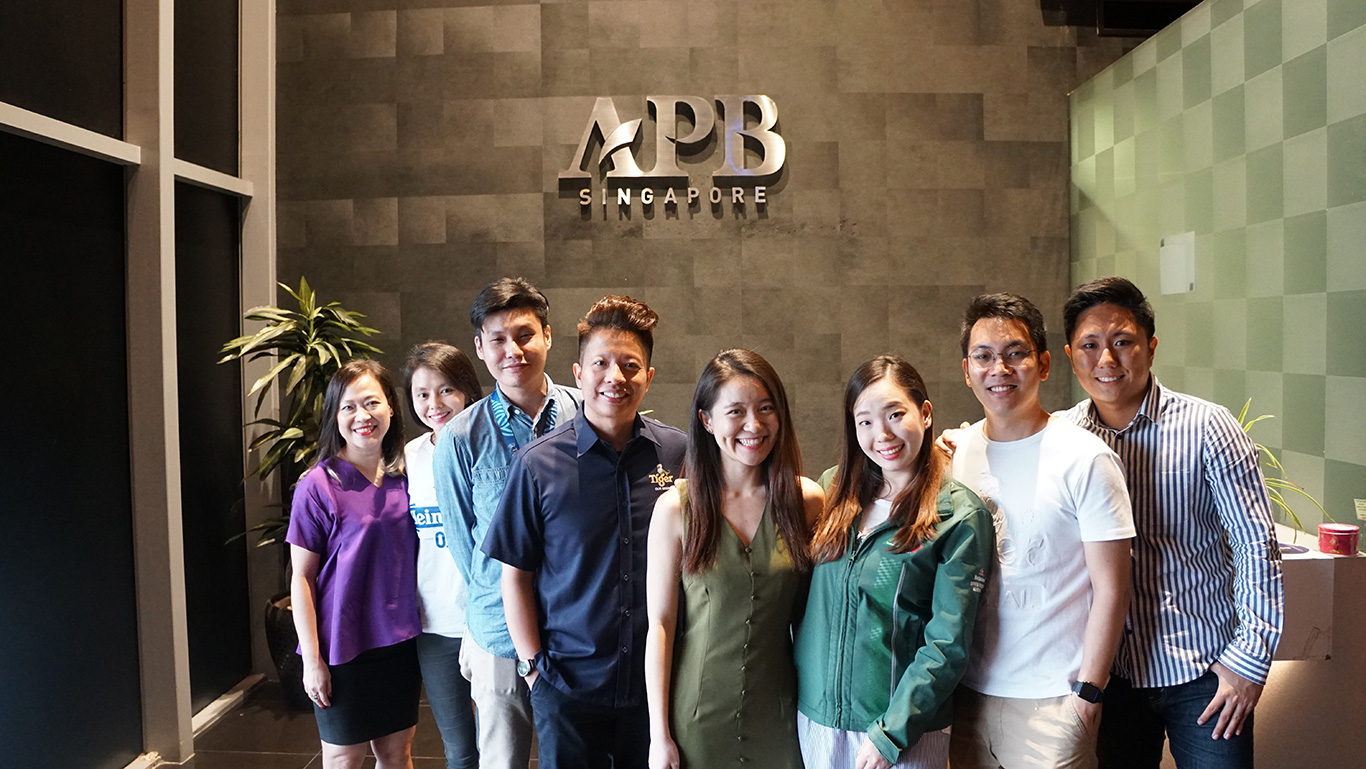 HRM Asia: Brewing up a digital and people-first culture at APB Singapore