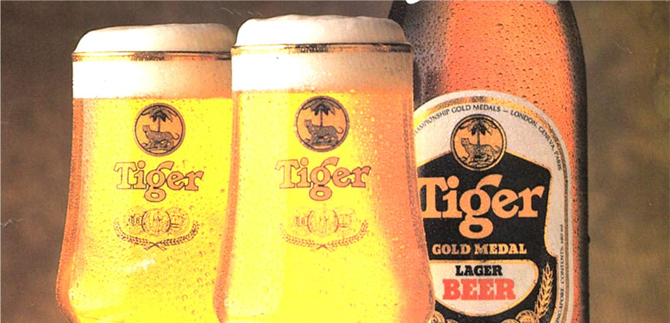 Tiger Beer goes global