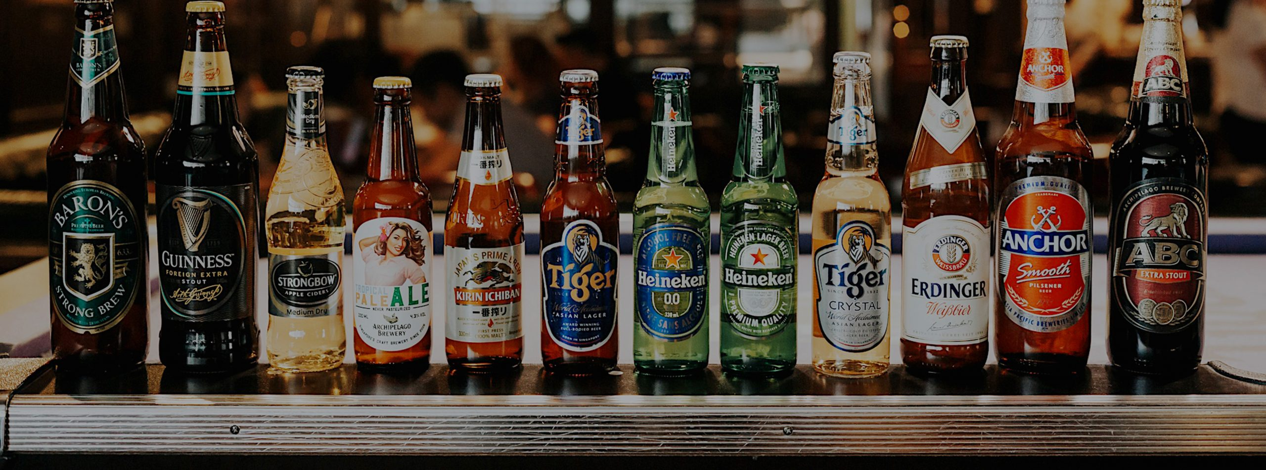 Explore Our Beers