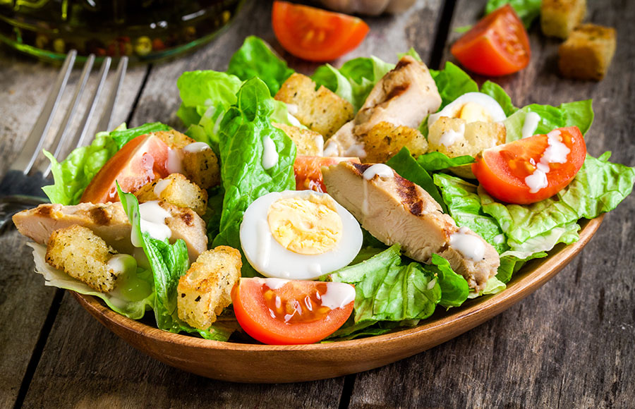 Light Salads