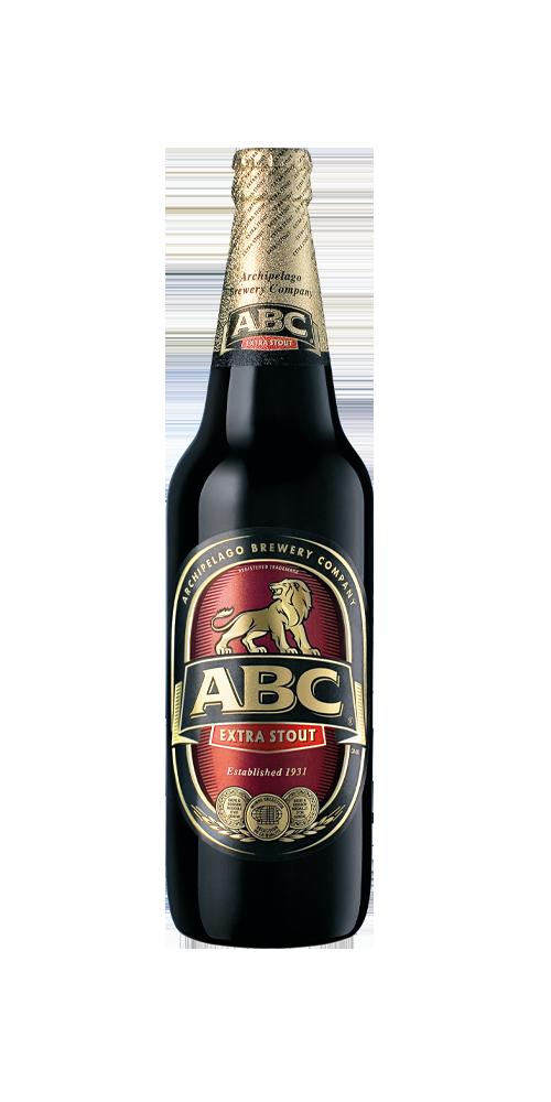 ABC Extra Stout Bottle