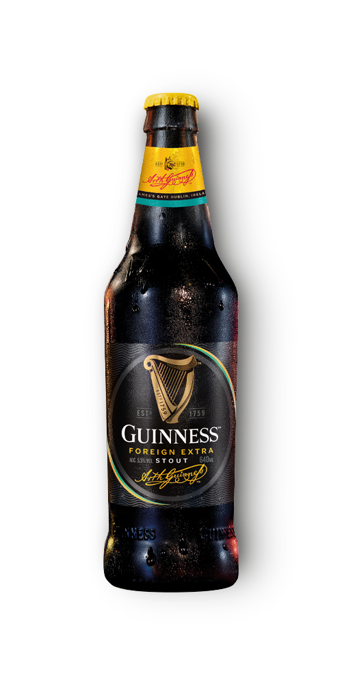 Guinness Foreign Extra Stout Bottle