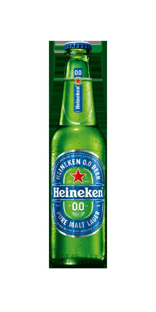 Heineken® 0.0 Bottle