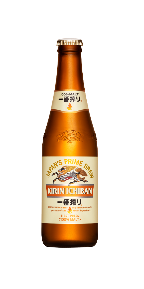 Kirin Ichiban Bottle