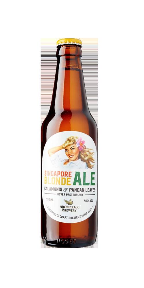 Singapore Blonde Ale