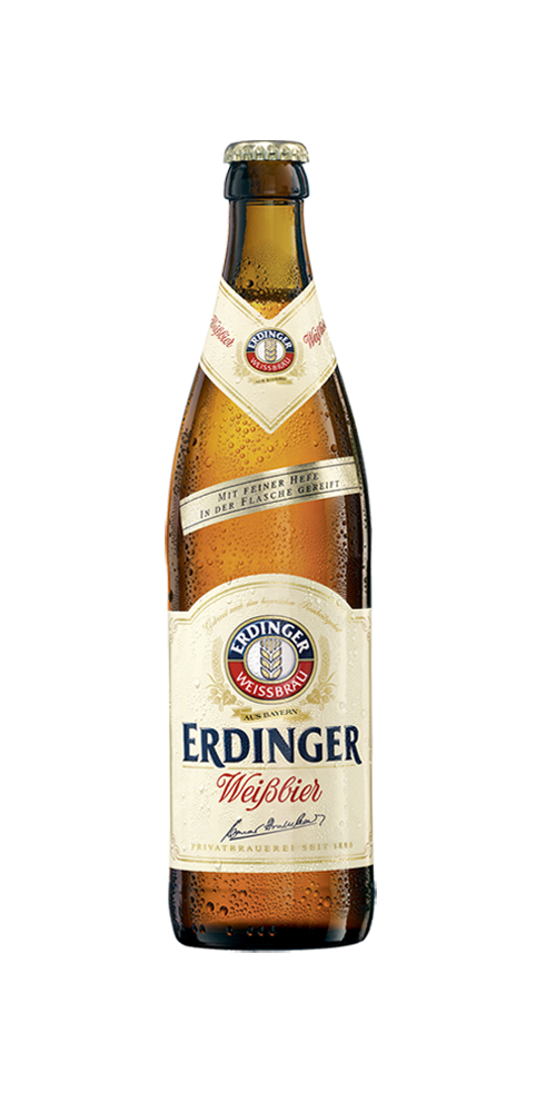 Erdinger Weißbier Bottle
