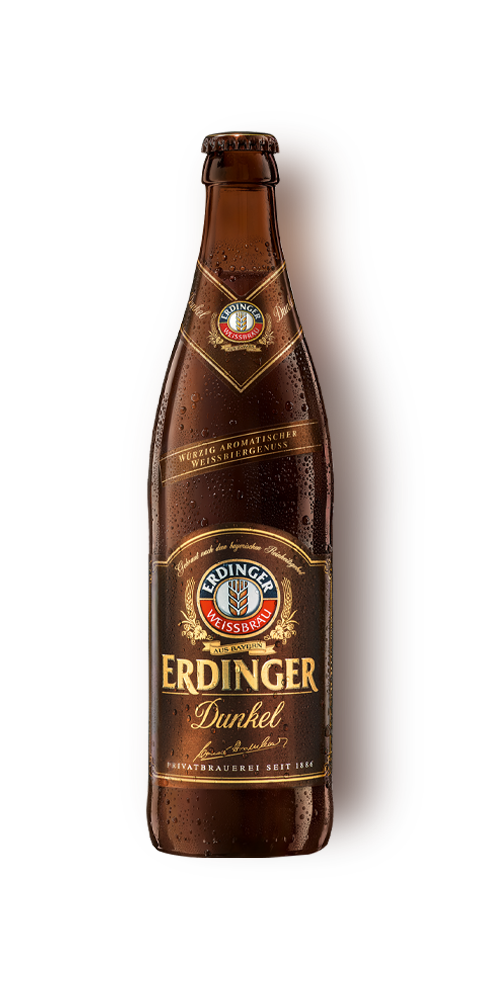Erdinger Dunkel Bottle