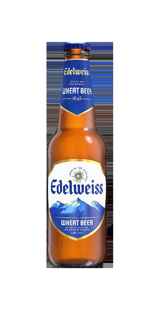 Edelweiss Bottle