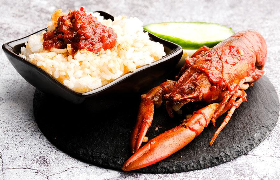 Sambal Crayfish
