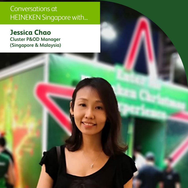 Conversations at HEINEKEN Singapore – Cultivating an inclusive and diverse workplace for everyone