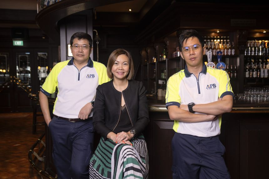 The Straits Times: Inclusivity and international exposure are on tap at the home of Tiger beer