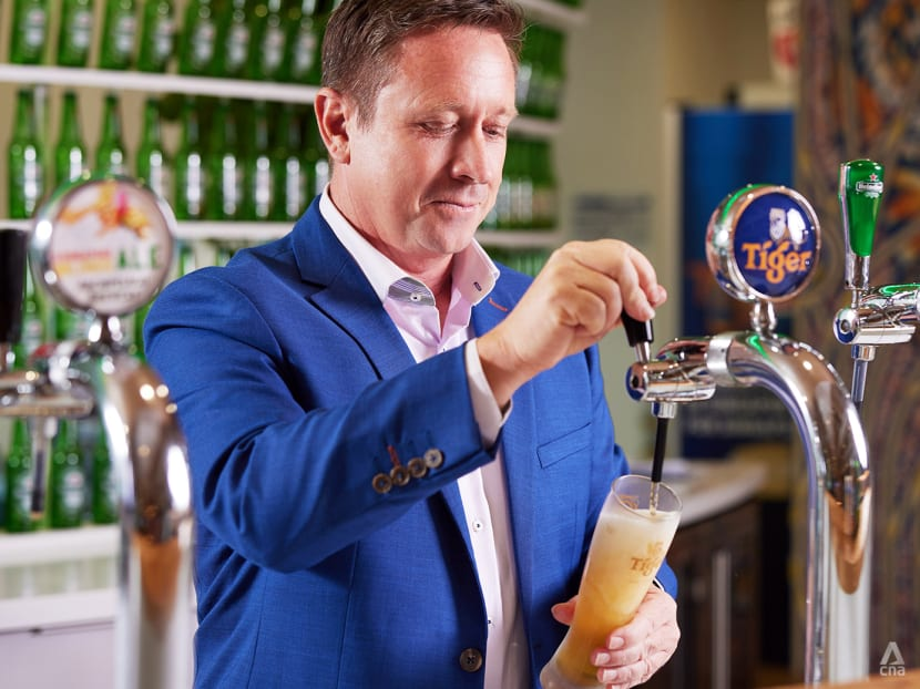 CNA Luxury: Soon you can tap your own draft beer at home